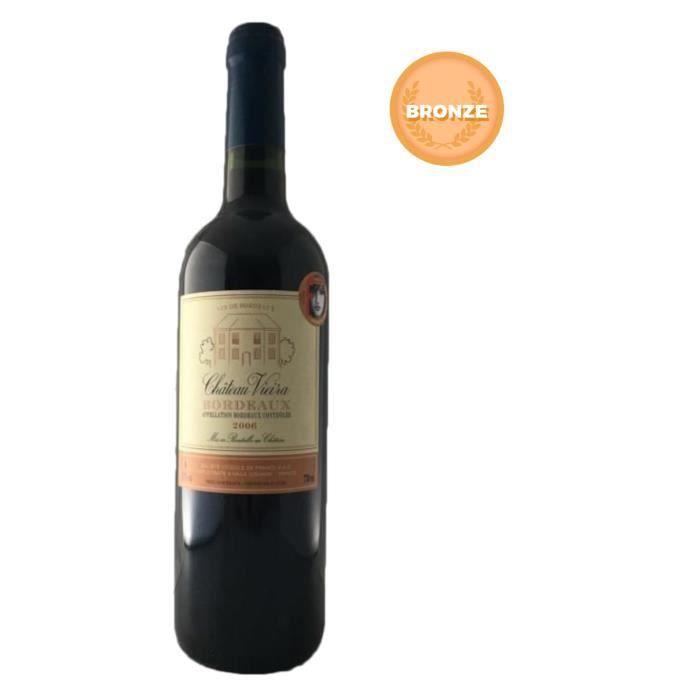 Château Vieira 2006 Bordeaux - Vin rouge de Bordeaux