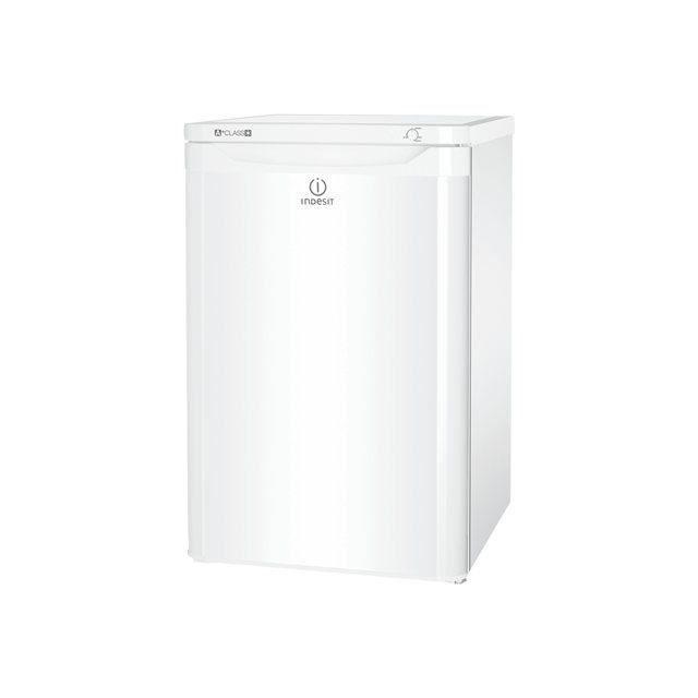 INDESIT TFAA10 - Réfrigérateur table top - 111L - Froid statique - A+ - L 55cm x H 85cm - Blanc