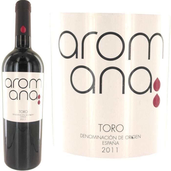 Aromana 2011 DO Toro - Vin rouge d'Espagne