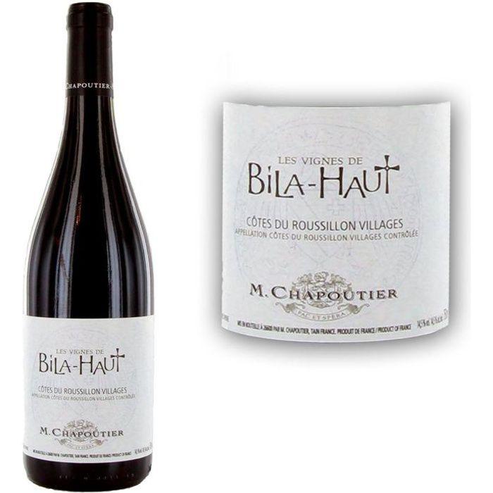 Les Vignes de Bila-Haut Côtes du Roussillon 2011
