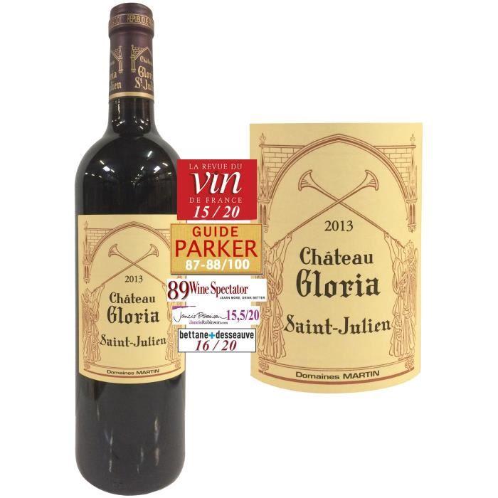 Château Gloria 2013 Saint-Julien - Vin rouge