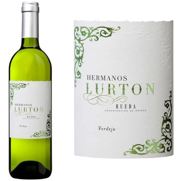 Hermanos Lurton Rueda Verdejo 2013 - Vin blanc x1