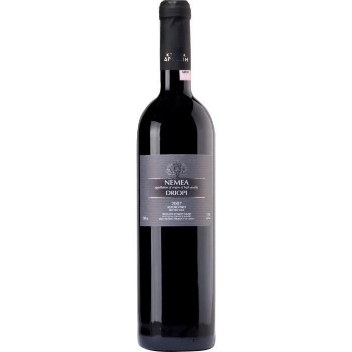Neméa 2007 Driopi - Vin rouge de Grèce