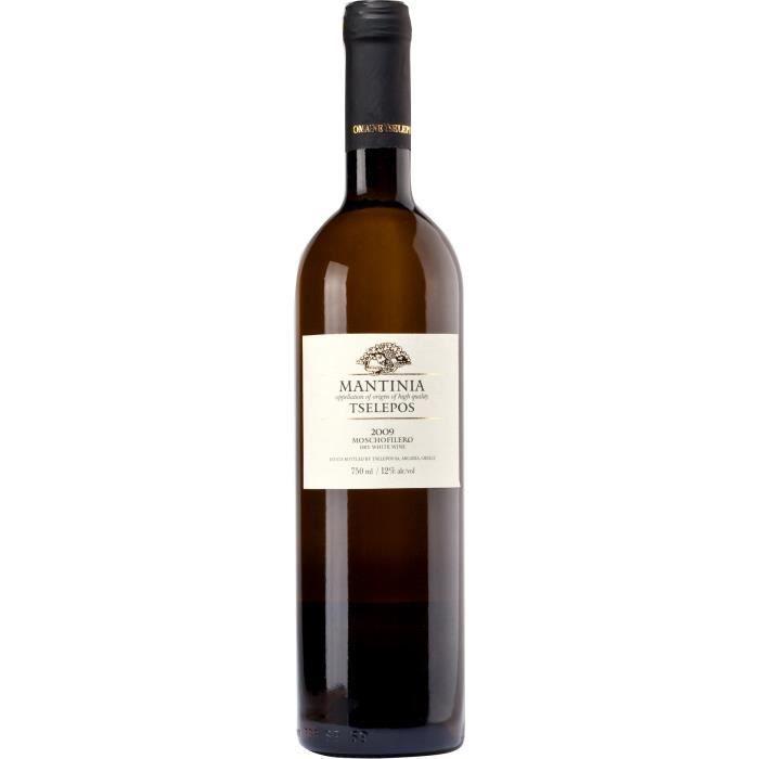 TSELEPOS Mantinia Vin de Grèce - Blanc - 75 cl