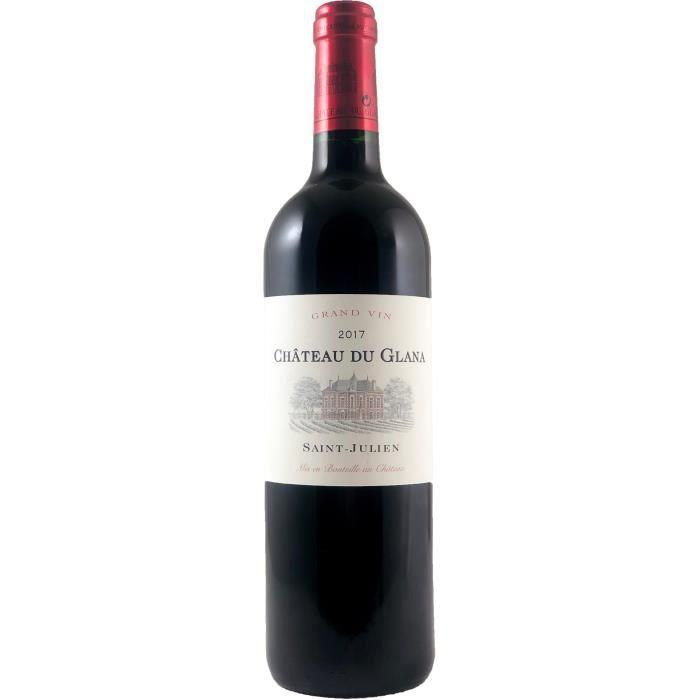Château du Glana 2017 Saint-Julien - Vin rouge de Bordeaux