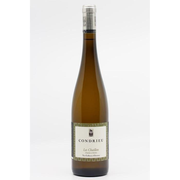 Domaine Stéphane Montez 2018 Condrieu Les Chaillets - Vin blanc des Côtes du Rhône