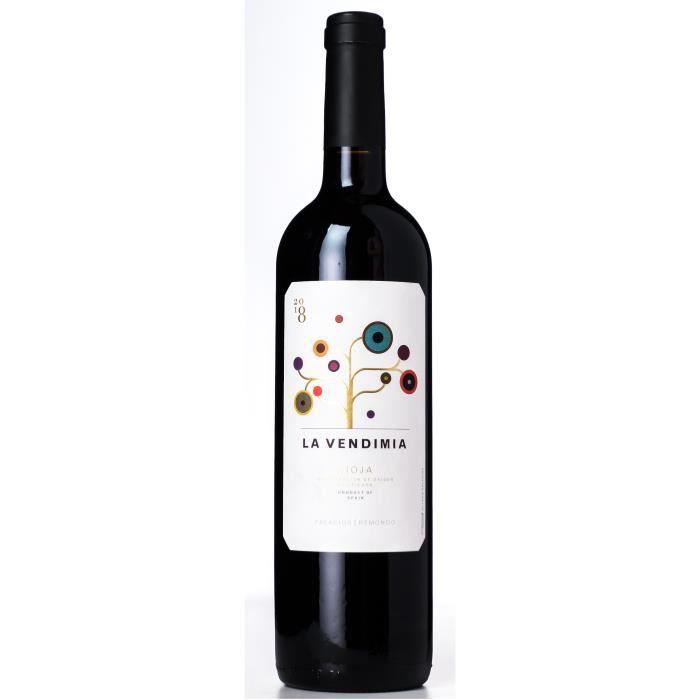Palacios Remondo La Vendimia 2018 Rioja - Vin rouge d'Espagne