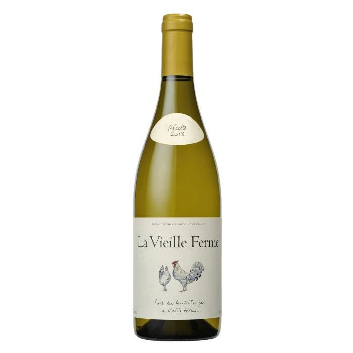 La Vieille Ferme 2019 Luberon - Vin blanc de la Vallée du Rhône