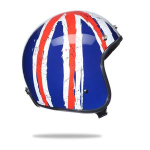 STORMER Casque Jet Pearl Union Jack