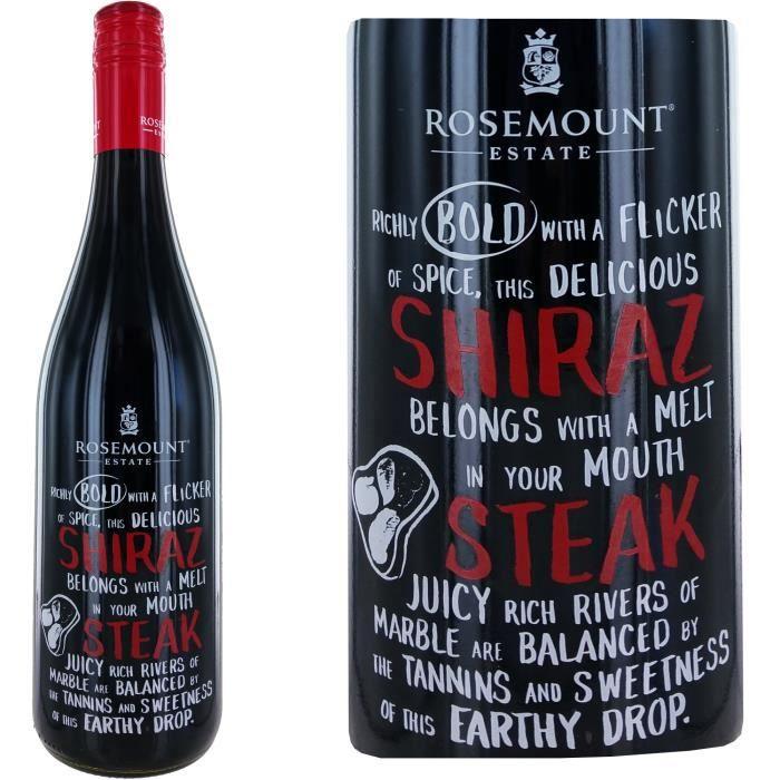 Rosemount Meal Matcher Shiraz - Vin rouge d'Australie