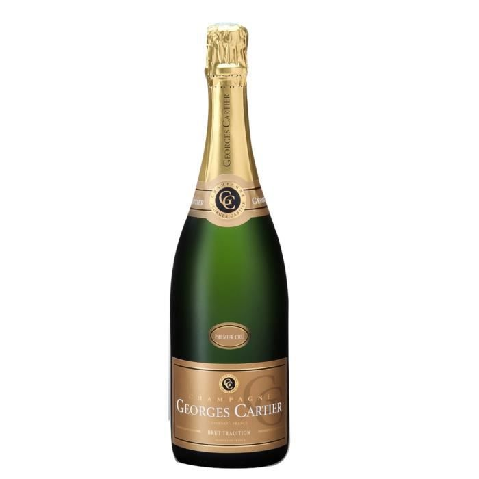 Champagne Georges Cartier Tradition 1er cru - 75 cl