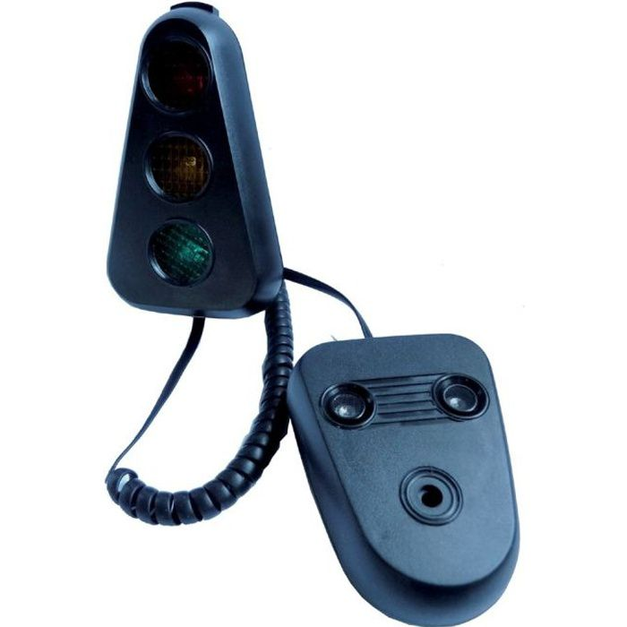 Aide parking HESTEC - Sonore et visuel