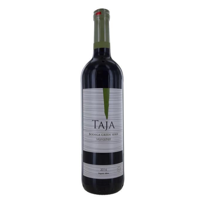 Bodega Green Serie 2016 Taja Monastrell - Vin Rouge d'Espagne