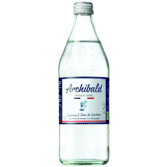 Archibald French Tonic Bio 50 cl