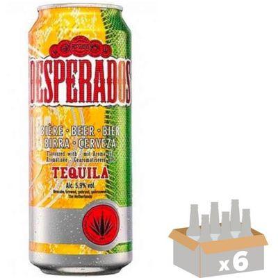 Desperados Tequila Biere Blonde 5 9 Vol 50 Cl Achat Vente Biere Desperados 50cl Canette Cdiscount