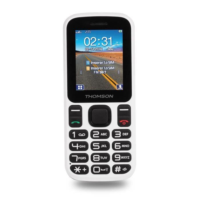 THOMSON TLINK12 GSM Blanc