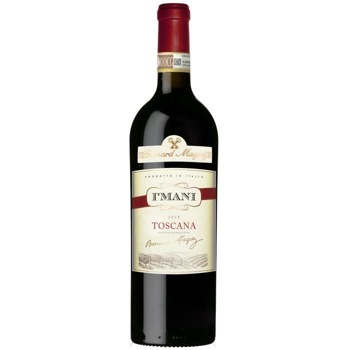 Imani 2018 Toscane - Vin rouge d'Italie