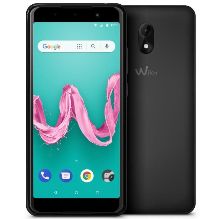 Wiko Lenny 5 Anthracite