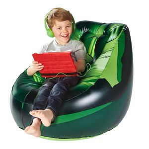 AVENGERS Fauteuil Gonflable HULK ReadyRoom - Worlds Apart