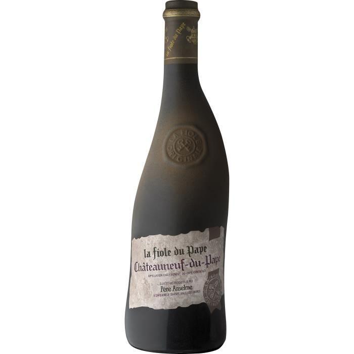 La Fiole du Pape Chateauneuf du Pape - Vin rouge de la Vallée du Rhône