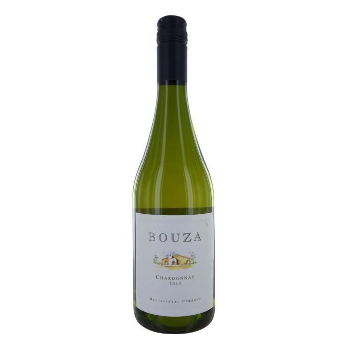 Bouza 2015 Chardonnay - Vin Blanc d'Uruguay