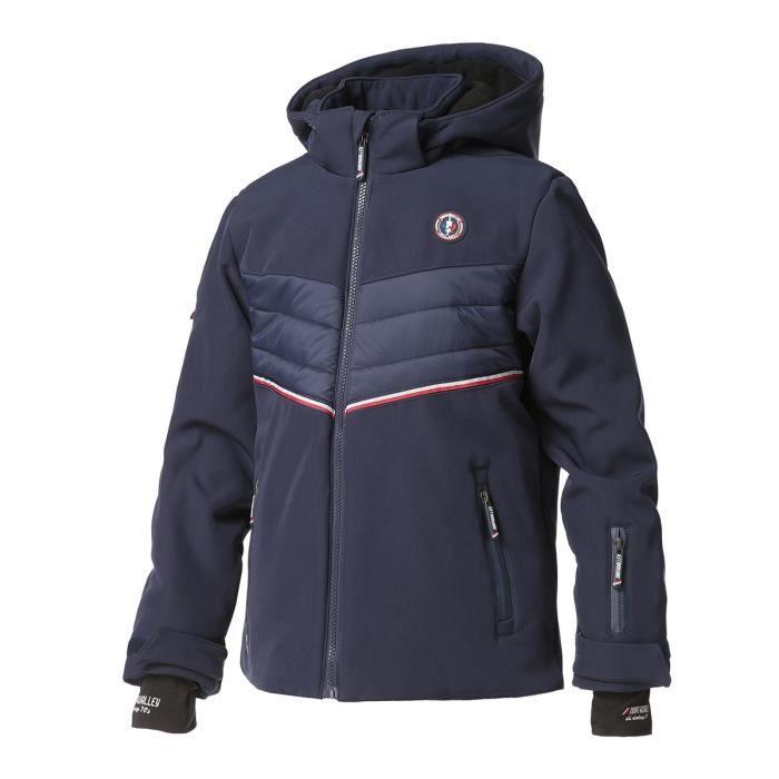 NORTHVALLEY Veste de Ski Milokid - Junior - Marine