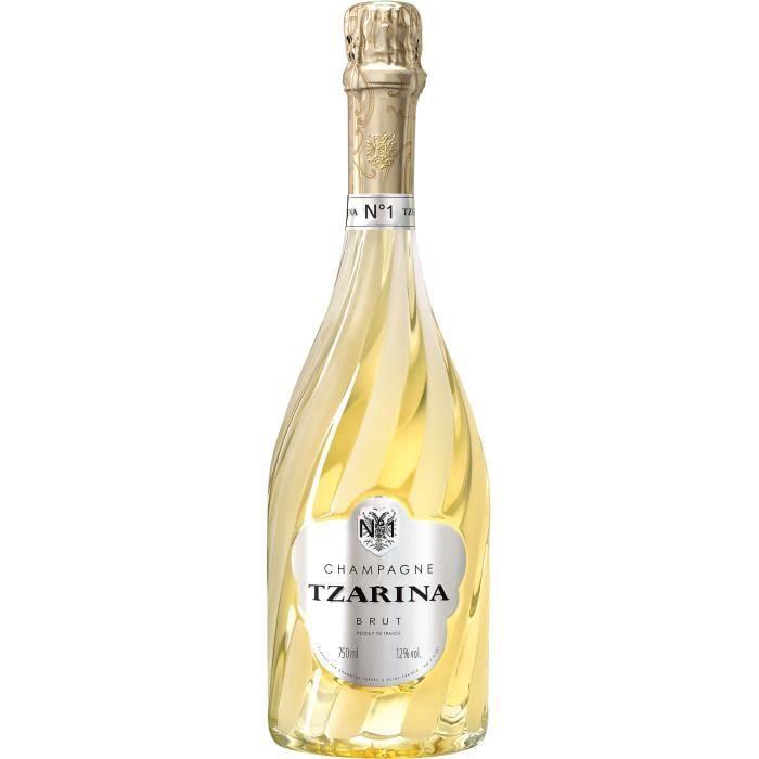 Champagne Tsarine Tzarina Brut - 75 cl