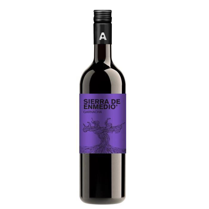 Sierra de Enmedio Garnacha - Vin rouge d'Espagne