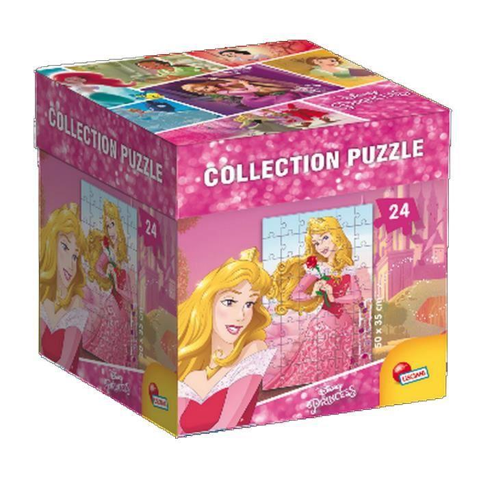 DISNEY PRINCESSES - puzzle Aurore - 24 pièces