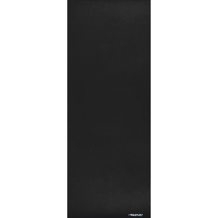 AVENTO Matelas d'exercice Xpe 0,7 cm - Noir