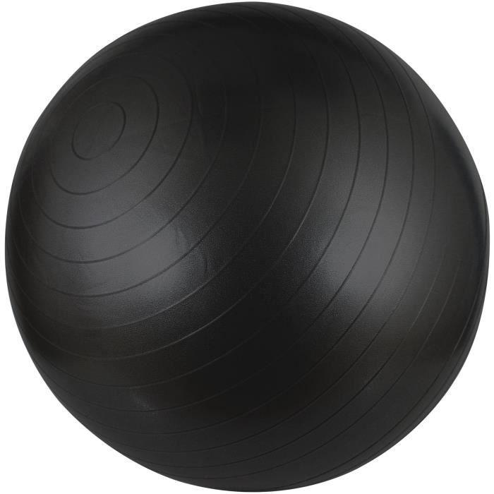 AVENTO Swiss ball S - 55 cm - Noir