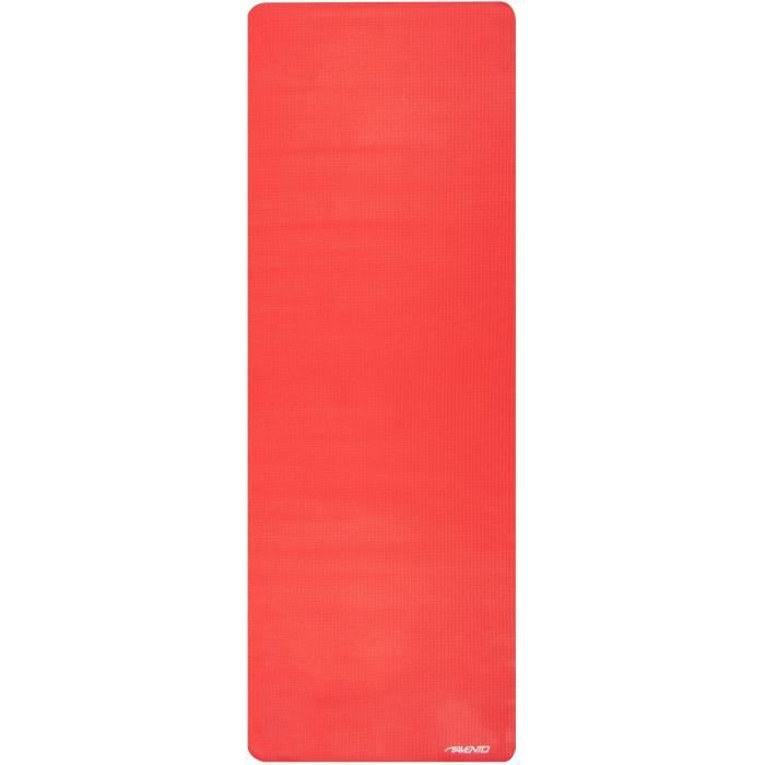 AVENTO Matelas d'exercice Synthétique 0,4 cm - Basic Rose