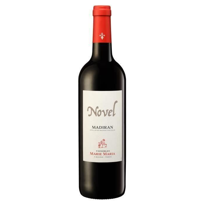 Novel Marie Maria 2016 Madiran - Vin rouge du Sud-Ouest