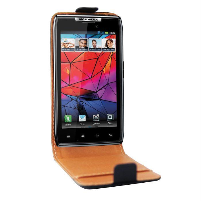 SWISCHARGER Etui Flip Motorola RAZR