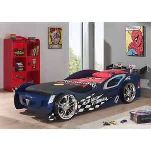 FUN Ensemble lit enfant Grand Turismo+biblio Racer