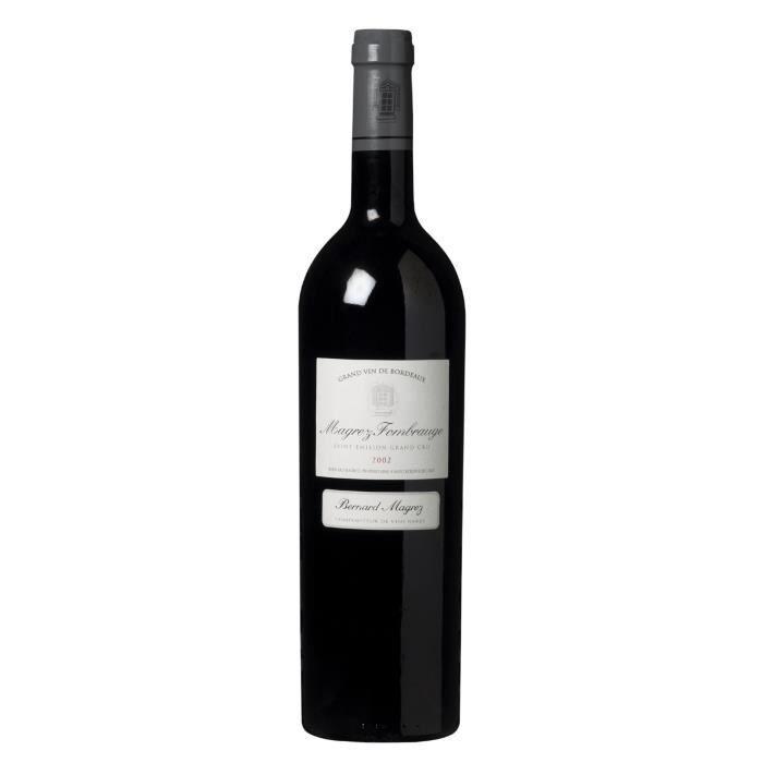 Bernard Magrez 2002 Saint-Emilion Grand Cru - Vin rouge de Bordeaux