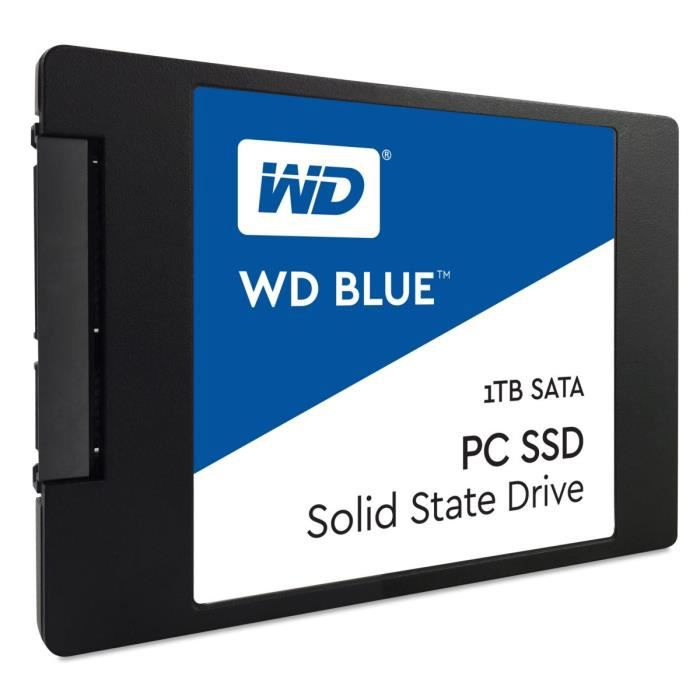 WD Blue? SSD 1  To 2,5?/7 mm WDS100T1B0A