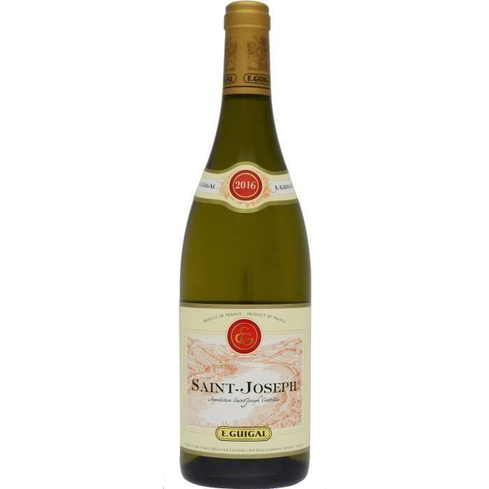 E.Guigal 2017Saint-Joseph - Vin Blanc de la Vallée du Rhône