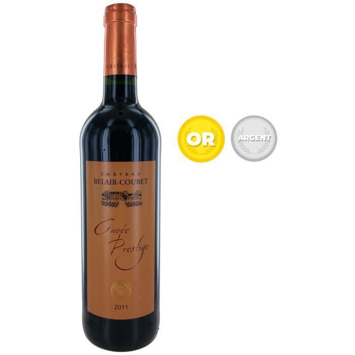 Château Belair-Coubet 2011 Côtes de Bourg - Vin rouge de Bordeaux