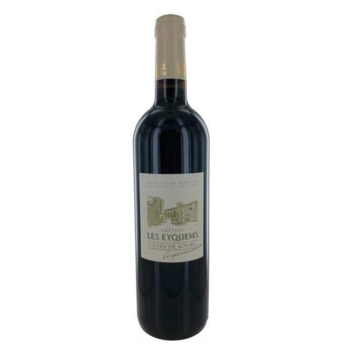 Château Les Eyquems 2014 Côtes de Bourg - Vin rouge de Bordeaux