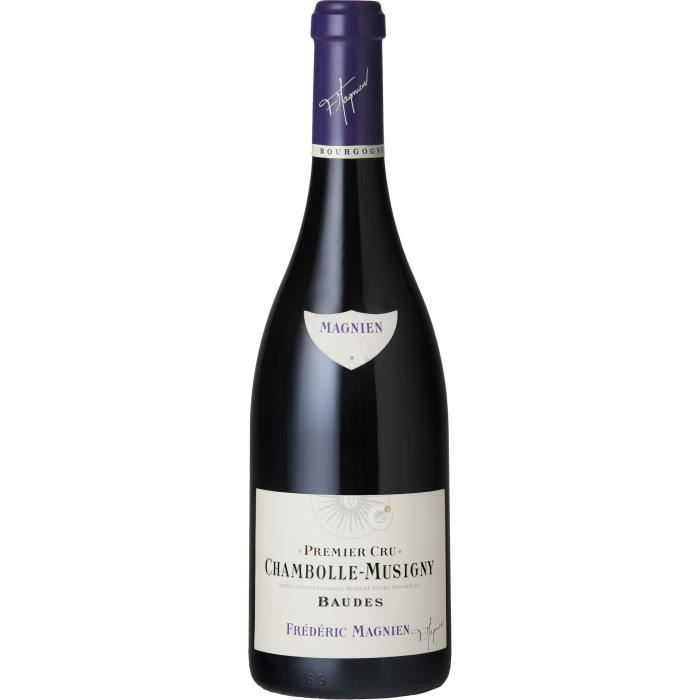 Frédéric Magnien Baudes 2003 Chambolle-Musigny Premier Cru - Vin rouge de Bourgogne