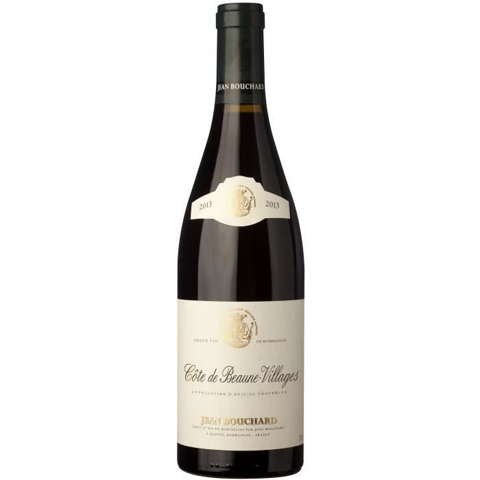 Jean Bouchard 2013 Côte de Beaune-Villages - Vin rouge de Bourgogne