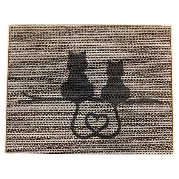 GRIFZONE Griffoir carton Chat/Love