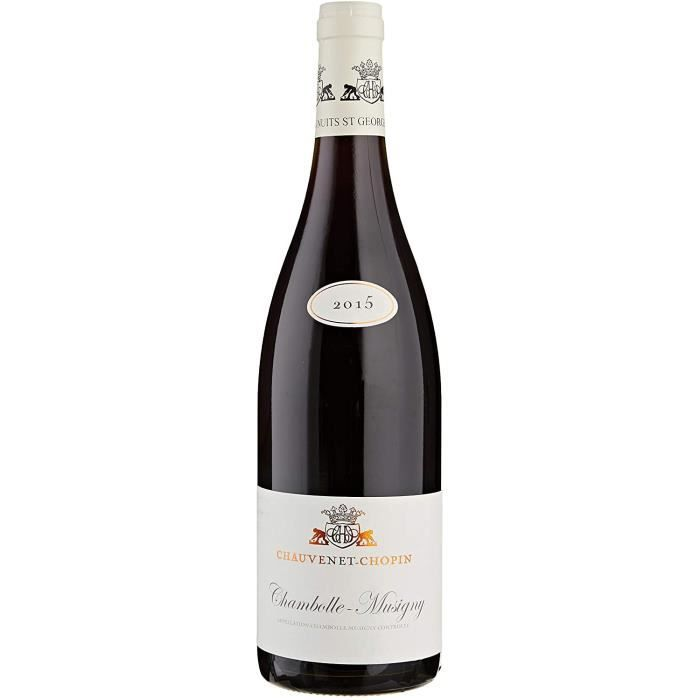 Domaine Chauvenet Chopin 2014 Chambolle-Musigny - Grand vin rouge de Bourgogne