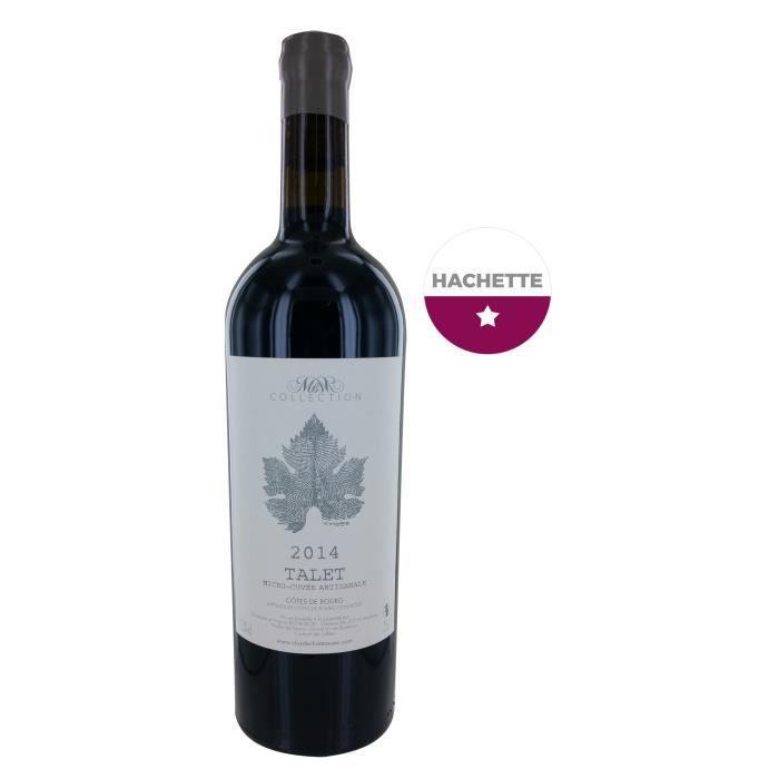 MBM Collection Talet 2014 Clos de Château Sec Côtes de Bourg Vin rouge