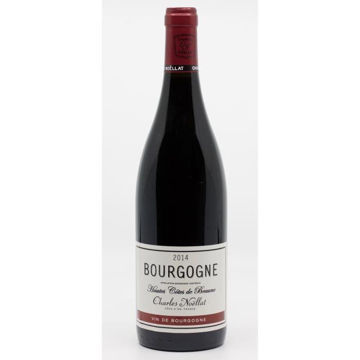 Charles NOELLAT 2014 Bourgogne Pinot Noir - Vin rouge de Bourgogne