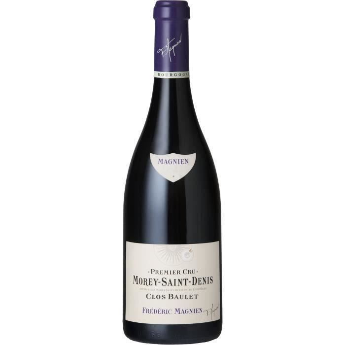 Frédéric Magnien Clos Baulet 2015 Morey-Saint-Denis Premier Cru - Vin rouge de Bourgogne