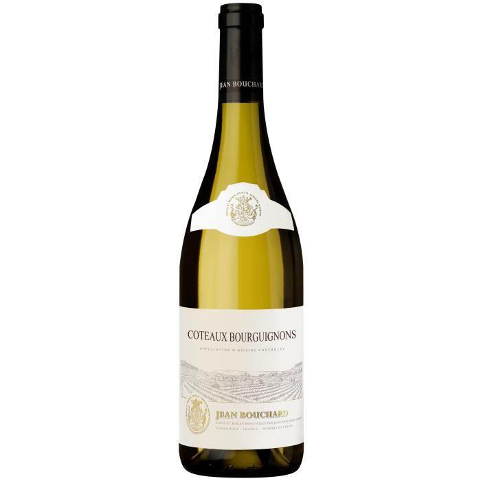 Jean Bouchard 2015 Coteaux Bourguignons - Vin blanc de Bourgogne