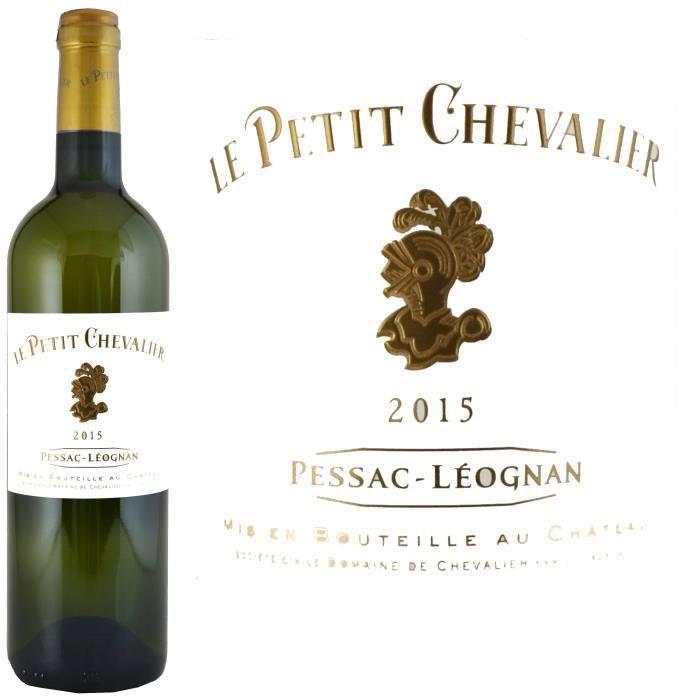 Château Petit Chevalier Pessac Léognan 2015 - V...