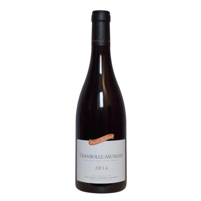 David Duband 2016 Chambolle-Musigny - Vin rouge de Bourgogne